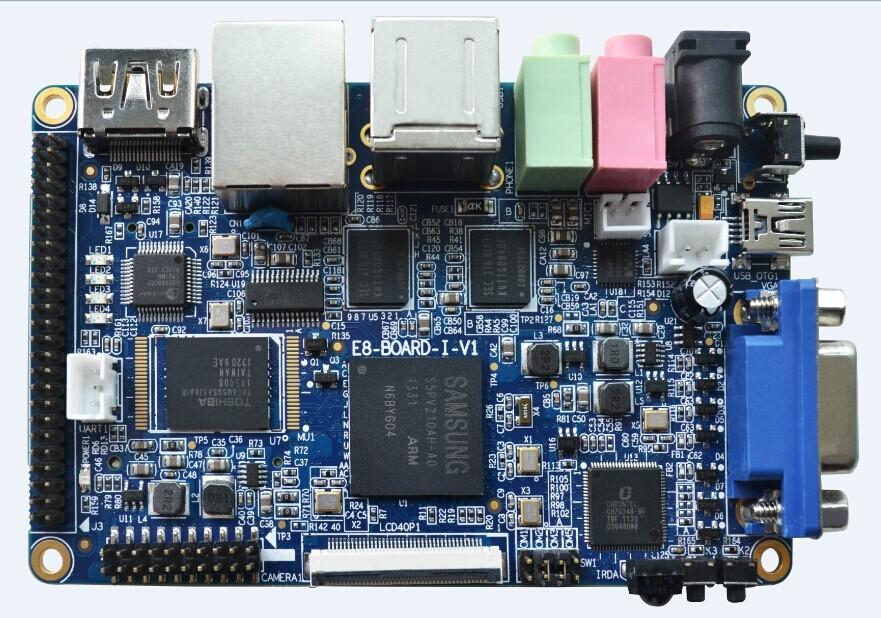 E8 卡片电脑(单板机)