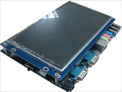 TQ210v3配7寸LCD屏套装(不含模块)