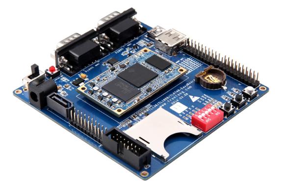 TL6748-EasyEVM开发板