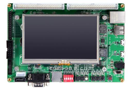 TL6748F-EasyEVM开发板