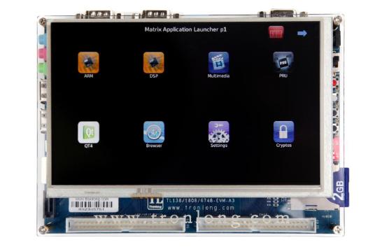 TL6748FI-EVM开发板
