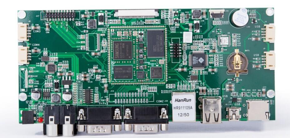 SBC_S6410开发板