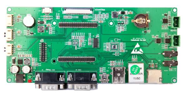 SBC_AT9X35开发板