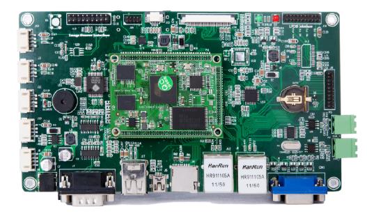 SBC_AT9G45开发板