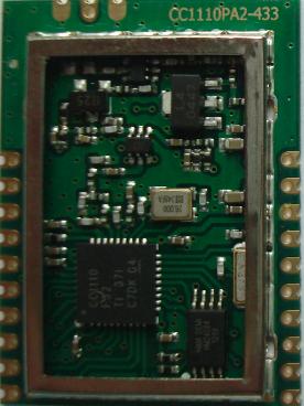 CC1110PA2-433