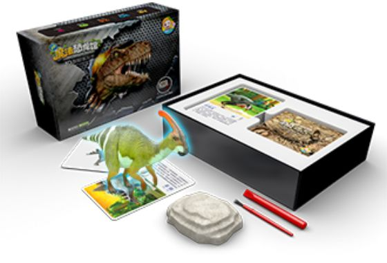 魔法恐龍館 3D智能學習卡片