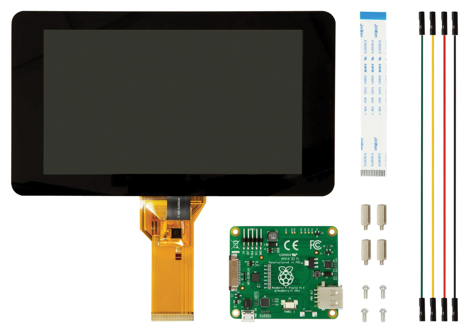 Raspberry Pi 7 Touch Screen