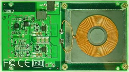 20W无线充电解决方案