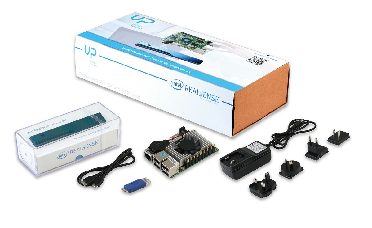 Robotics Development Kit (RDK)