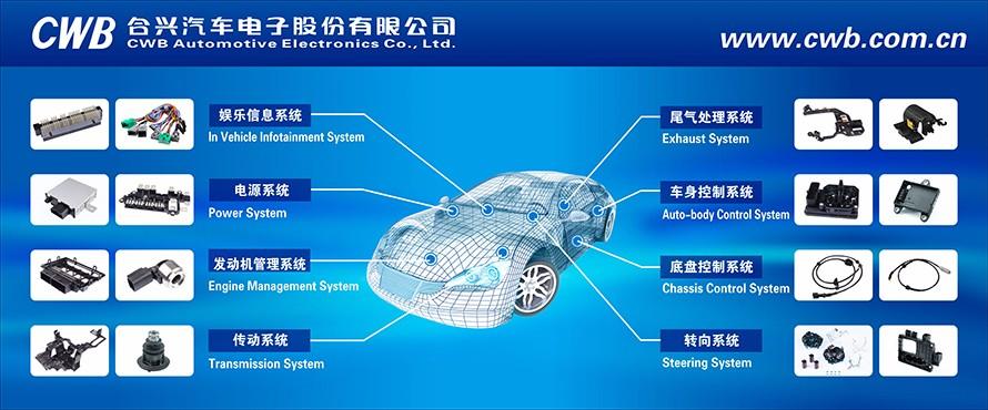 汽车电子——行业之星:浙江合兴集团